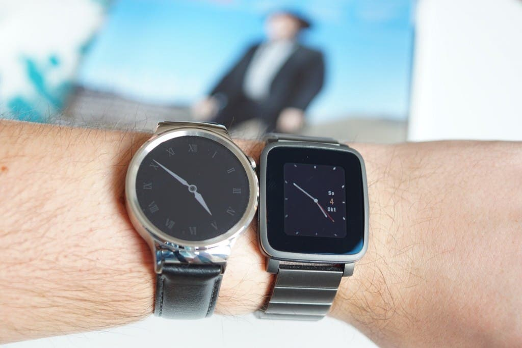 Pebble Time Steel Test Review 2
