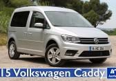 2015 VW Caddy 2.0 TDI Comfortline 150 PS – Test / Fahrbericht / Review