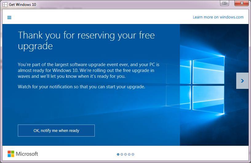 Anleitung - Windows 10 Download und installieren