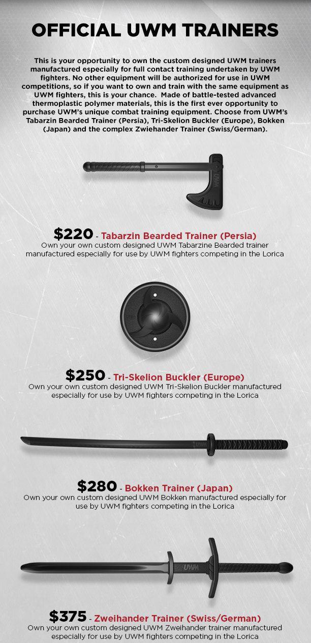 UWM Waffen im Überblick mit Preisen