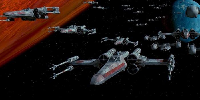 Star Wars IV – Angriff auf den Todesstern oder CGI my ass!