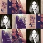 Collage aus Bildern von Marie