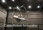 Seilroboter: Der beste VR Simulator der Welt