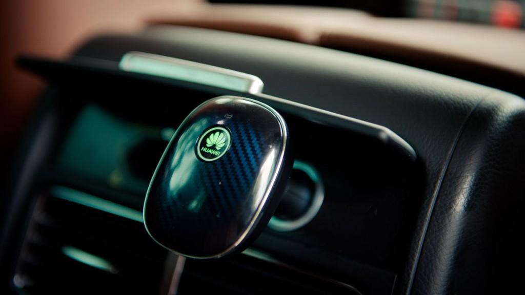 Huawei CarFi - Status gutes Signal