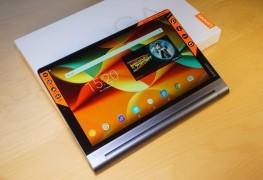 Lenovo Yoga Tab 3 Pro Test: Tablet mit eingebautem Beamer