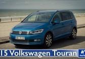 2015 Volkswagen Touran 2.0 TDI 150 PS Highline – Video – Fahrbericht, Test, erste Probefahrt