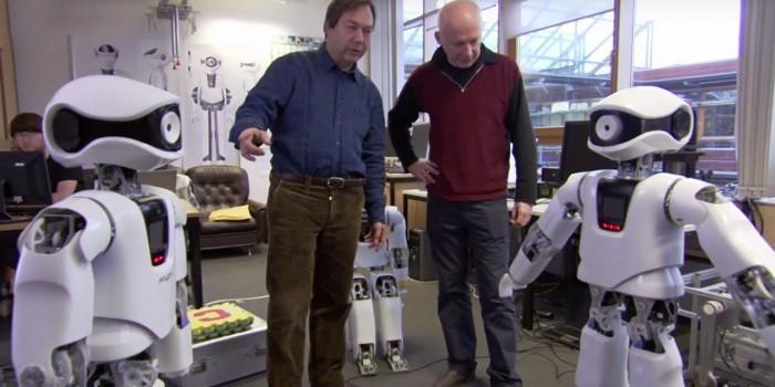 Künstliche Intelligenz: So lernen und kommunizieren Roboter miteinander