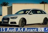 2015 Audi A4 Avant 2.0 TDI (B9) – Video – Fahrbericht, Test, erste Probefahrt
