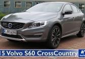 2015 Volvo S60 Cross Country D4 AWD Summum – Video – Fahrbericht, Test, erste Probefahrt