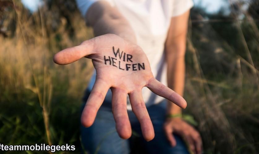 Artikelbild: Mobile Geeks als Leser unterstützen