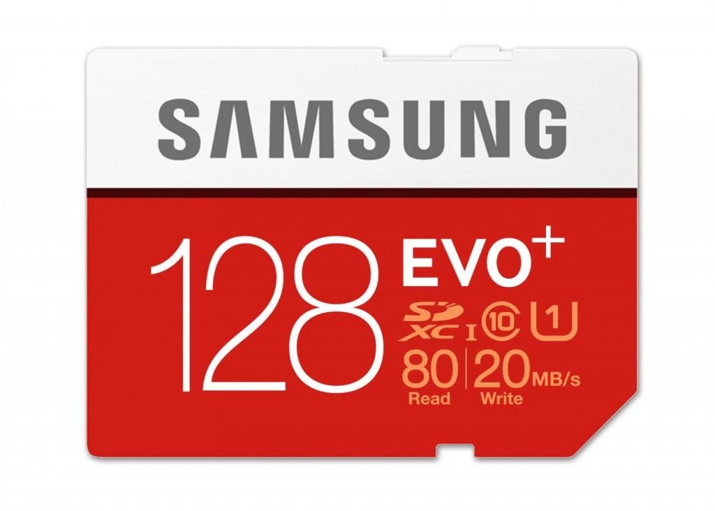 2. Preis: Samsung microSD EVO+ 128GB