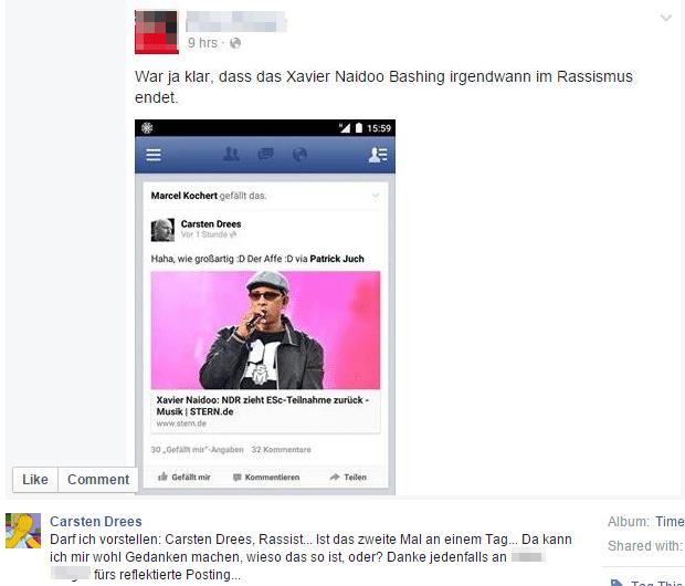 Screenshot Rassist