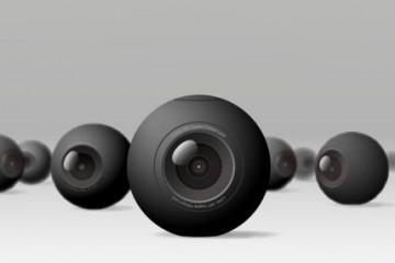 Luna 360 Grad Kamera