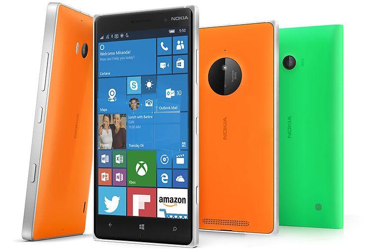 Windows10 Mobile Lumia