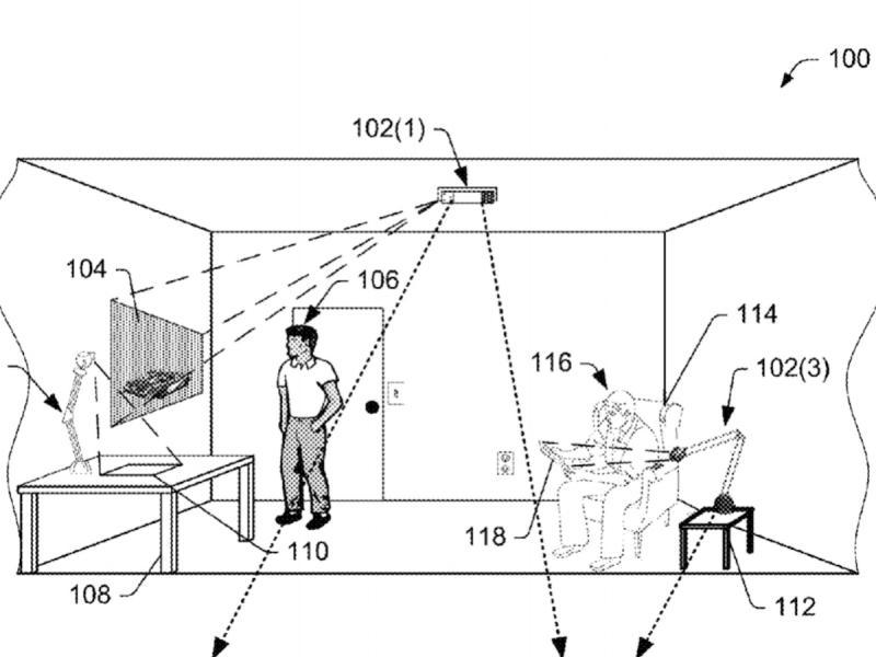 amazon-augmented-reality-projector