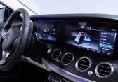 Innenausstattung der 2016 Mercedes-Benz E-Klasse