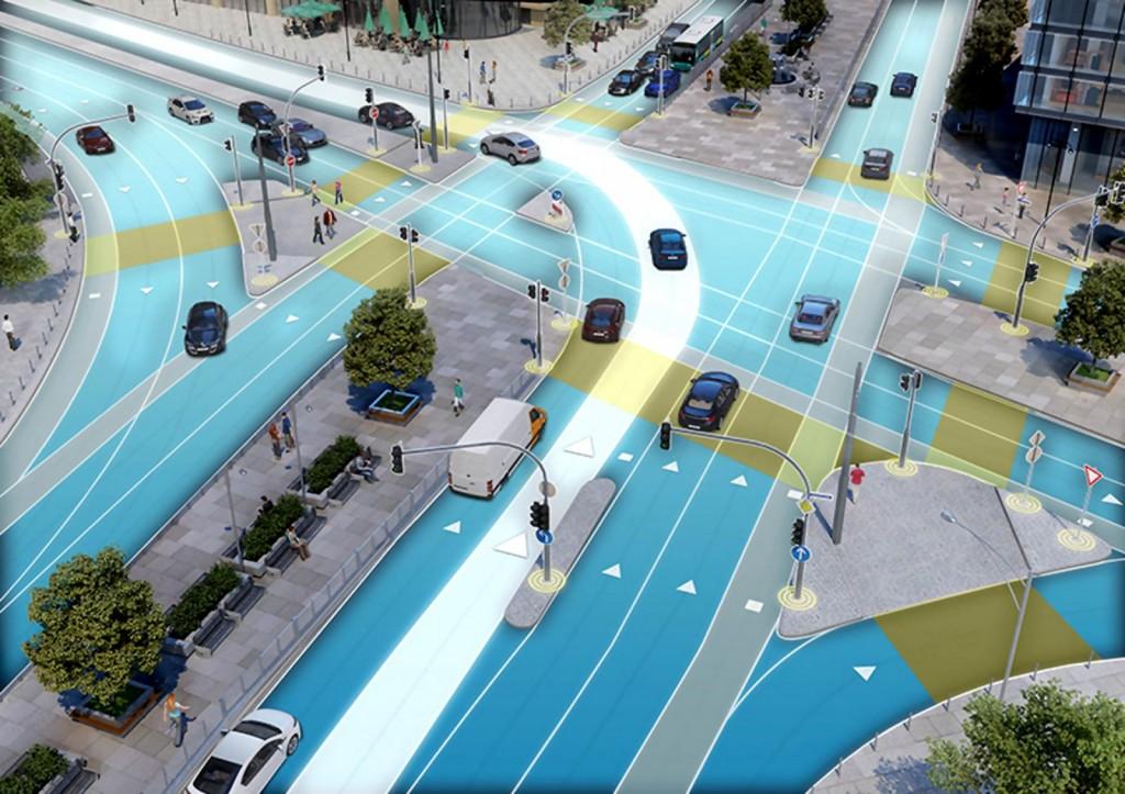HERE Maps – HD Live Map für autonome Fahrzeuge