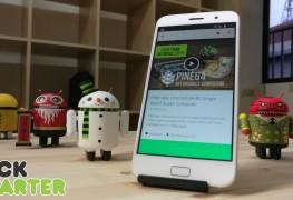 Kickstarter App fuer Android – Endlich mobiles Crowdfunding