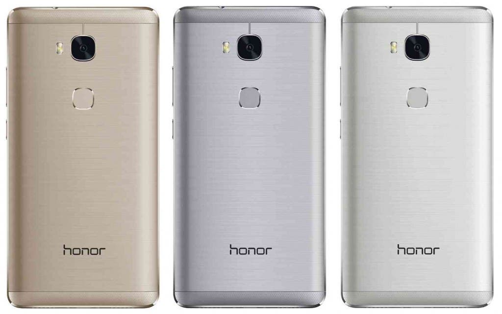 Honor 5X Farben