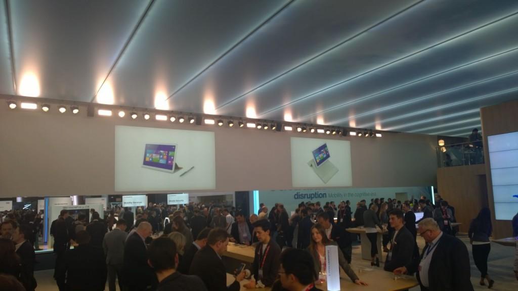 Huawei MateBook VS Surface Pro 4 (13)