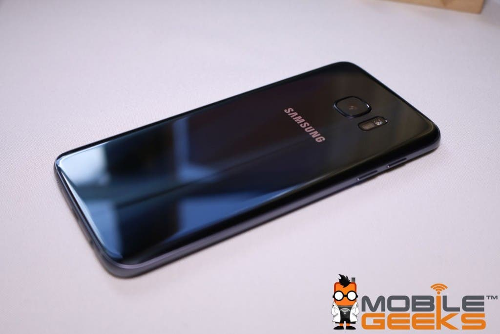 Samsung Galaxy S7 edge rückseite