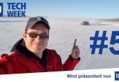 1&1 Techweek #5 – der VW Tiguan und Smartphone-Kameras im Schnee – plus Outtakes