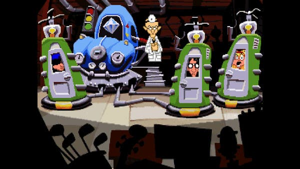 Day of the Tentacle remastered 4