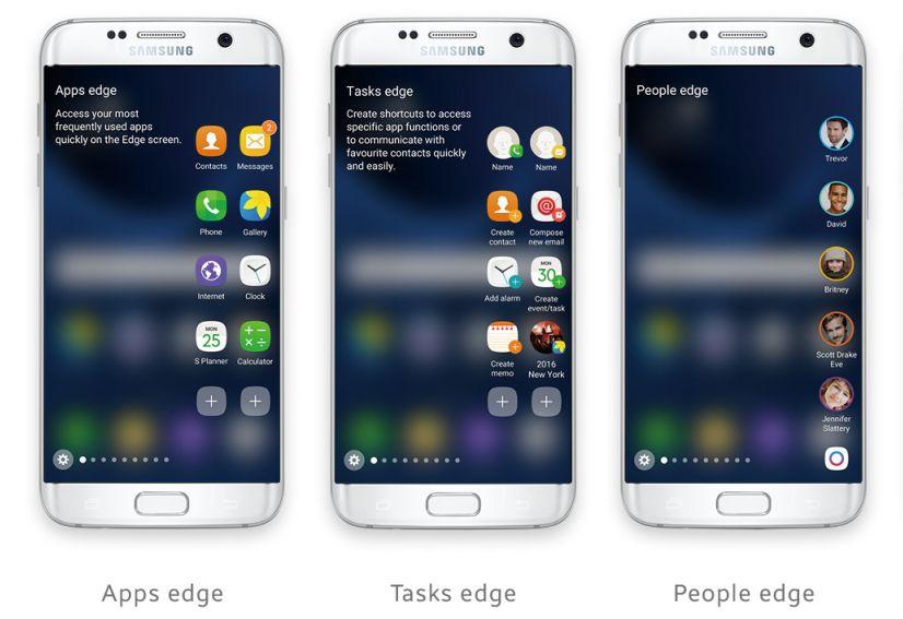 Samsung Galaxy S7 edge UX 01