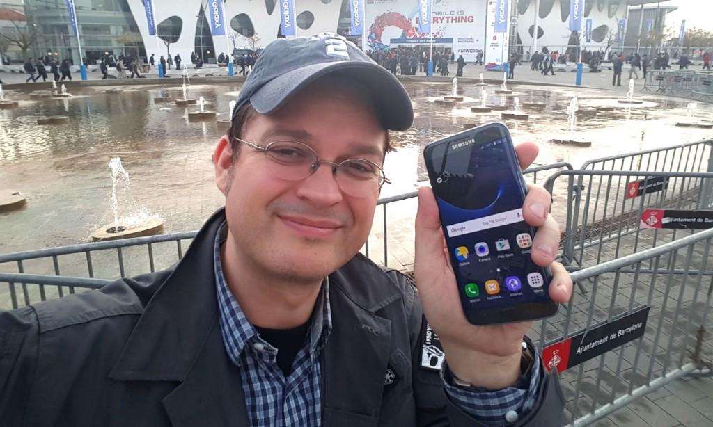 Sascha Samsung Galaxy S7 edge