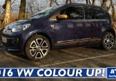2016 Volkswagen colour up!  – Video – Fahrbericht, Test, erste Probefahrt
