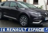 2016 Renault Espace Initiale Paris ENERGY TCe 200 EDC – Video – Fahrbericht, Test, erste Probefahrt