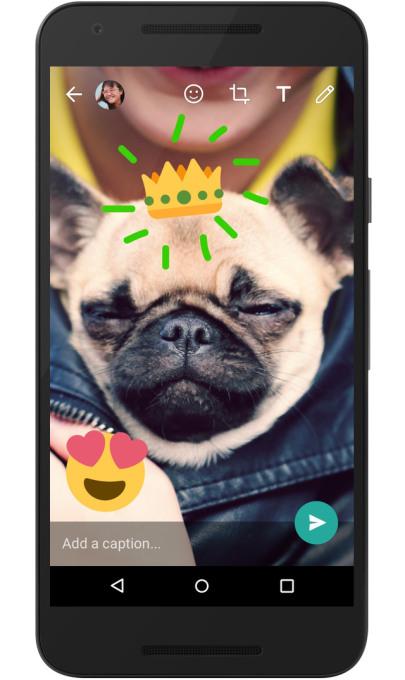 whatsapp-kamera-feature-snapchat