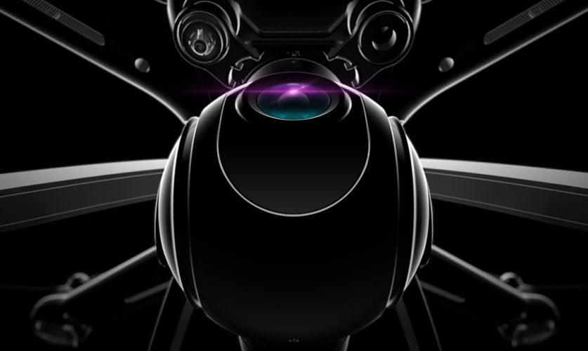Xiaomi Drohne Kamera Fokus