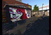 Graffiti Simulator für Virtual Reality Sprayer