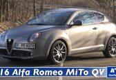 Alfa Romeo MiTo QV 1.4 TB 170PS TCT – Video – Fahrbericht, Test, erste Probefahrt