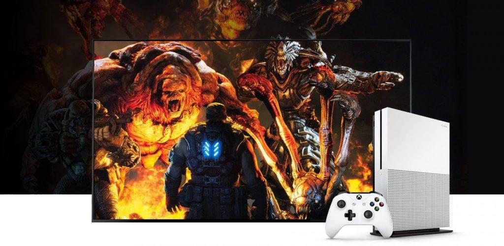 Xbox One S 04