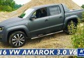 2016 Volkswagen VW Amarok 3.0 V6 Aventura – Video – Fahrbericht, Test, erste Probefahrt