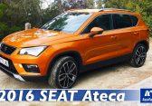 2016 SEAT Ateca 2.0 TDI 190 PS 4DRIVE Xcellence – Video – Fahrbericht, Test, erste Probefahrt