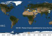 6000 Jahre Urbanisierung in 3 Minuten