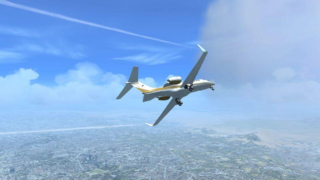 Microsoft Flight Simulator X Screenshot