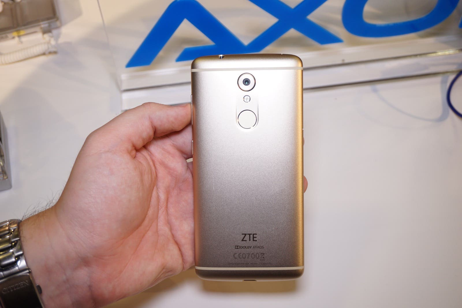 ZTE Axon 7 mini2