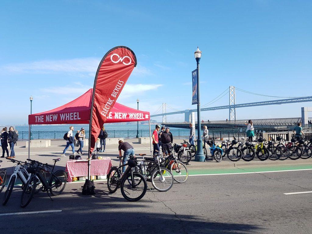 Bosch e-Bike tour