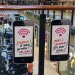Gratis-WLAN im Einkaufszentrum: Service oder Trackingtool?