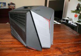 Lenovo IdeaCentre Y710 Cube im Test: Desktop-PC für unterwegs
