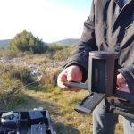 Ladegerät für 4 Batterien DJI Inspire2