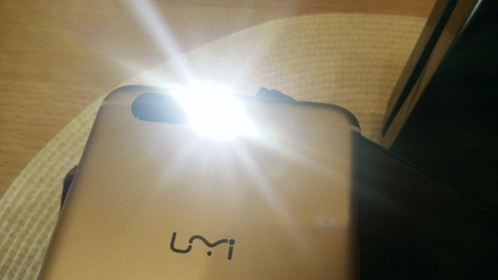 Umi Z Quad LED Blitz