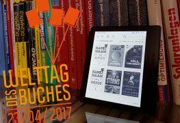 Welttag des Buches: 3 Buchempfehlungen für Geeks