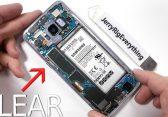 DIY: Mit Farbverdünner und Teppichmesser zum transparenten Samsung Galaxy S8