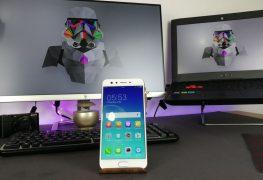 OPPO F3 im Test – Dual-Kamera-Smartphone für Selfie-Fans