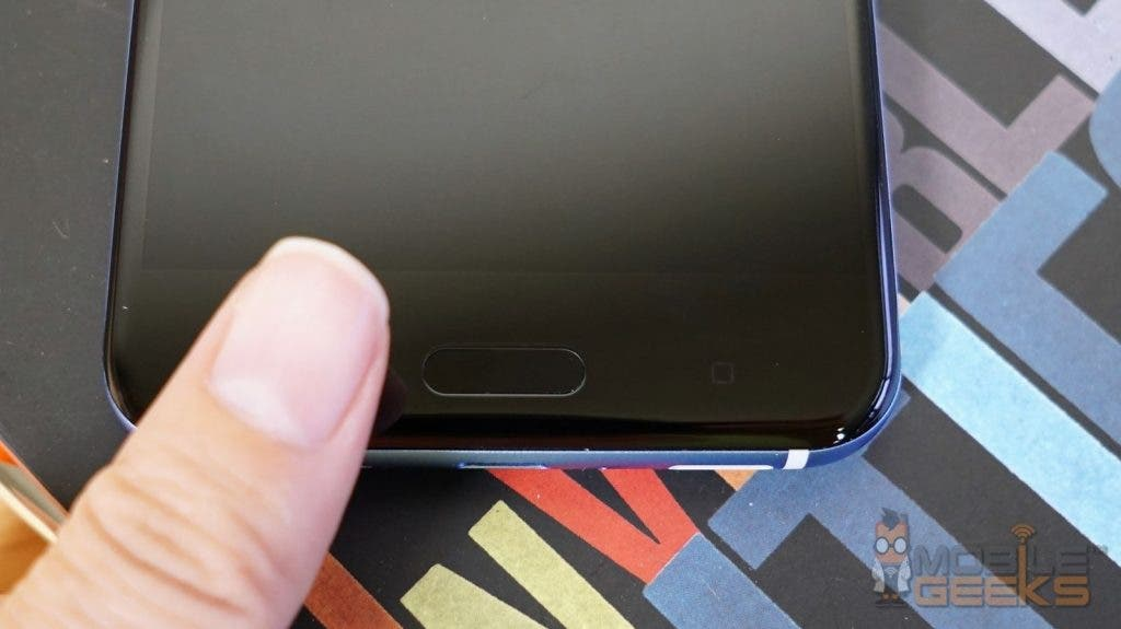 HTC U11 Fingerabdruckscanner